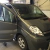 Vivaro Second Annual Service