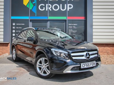Mercedes Benz Gla-class 2.1 Gla 200 D Sport Executive