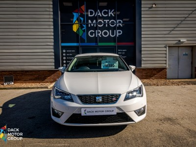 Seat Leon 2.0 Tdi Fr Technology