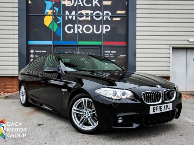 BMW 5 Series 3.0 535d M Sport Saloon