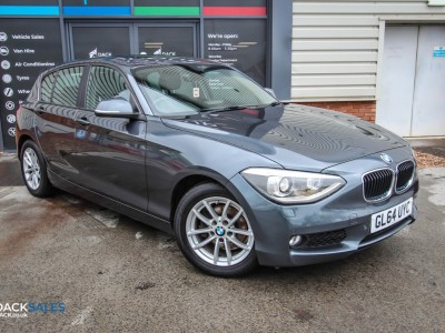 BMW 1 Series 1.6 116d Efficientdynamics Business
