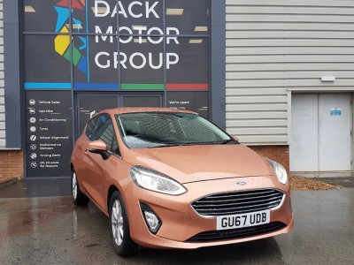 Ford Fiesta 1.1 B And O Play Zetec