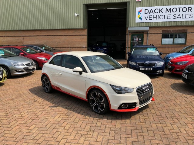Audi A1 1.4 Tfsi Competition Line Hatchback