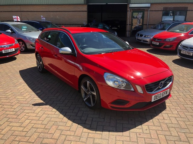 Volvo V60 1.6 Drive R-design S/S Estate
