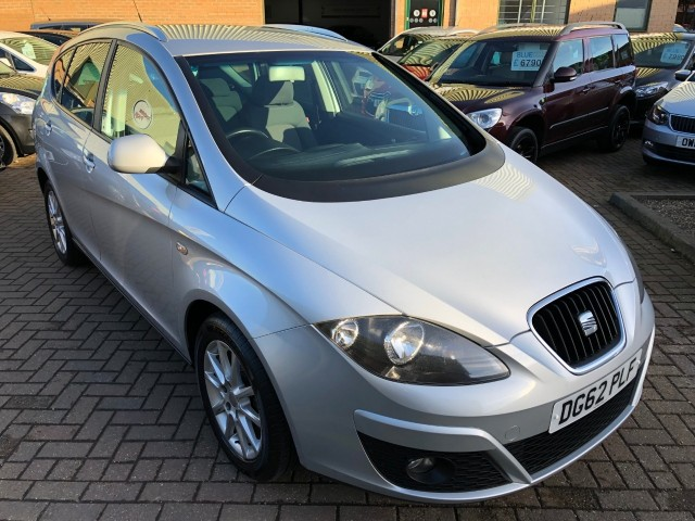 Seat Altea Xl 1.6 Cr TDi Ecomotive Se Estate
