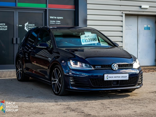 Volkswagen Golf 2.0 GTD Hatchback