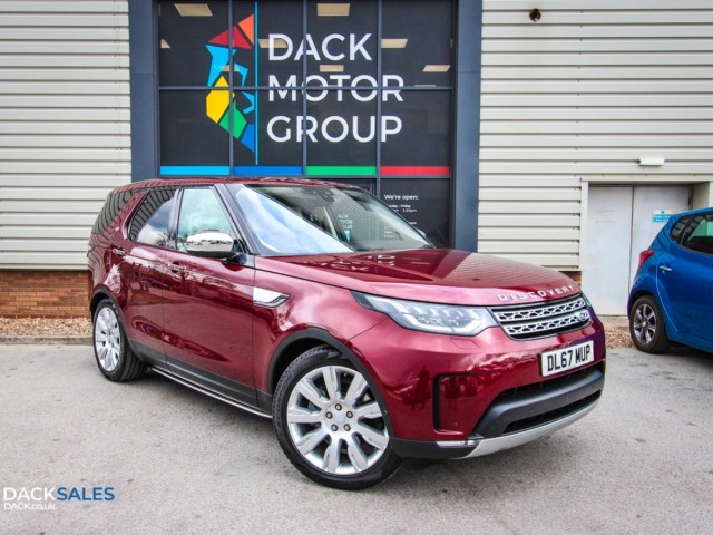 Land Rover Discovery 3.0 TD6 Hse Luxury Suv
