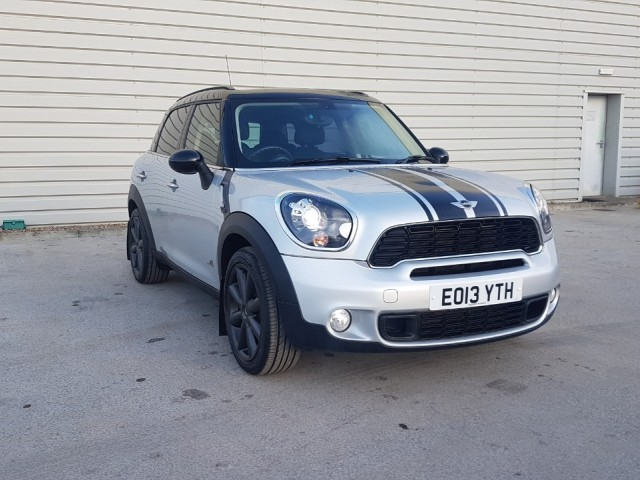 Mini Countryman 2.0 Cooper Sd All4 Hatchback