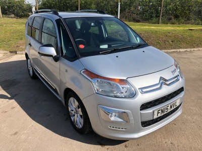 Citroen C3 Picasso 1.6 Exclusive