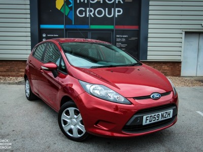 Ford Fiesta 1.2 Edge