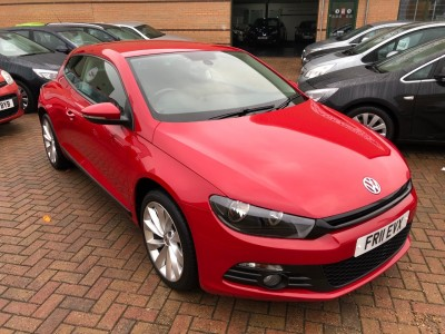 Volkswagen Scirocco 2.0 Gt Tdi Bluemotion Technology