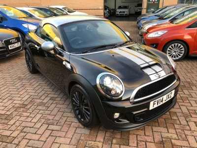 Mini Coupe 2.0 Cooper Sd
