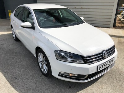 Volkswagen Passat 2.0 Executive Tdi Bluemotion Technology