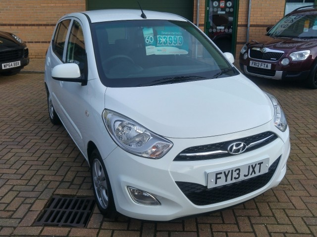 Hyundai i10 1.2 Active Hatchback