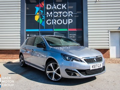 Peugeot 308 1.6 Blue Hdi S/s Gt Line