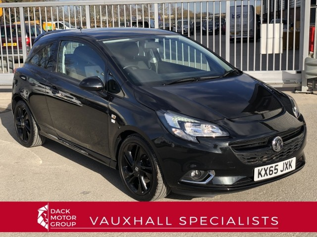 Vauxhall Corsa 1.4 Limited Edition S/S Hatchback