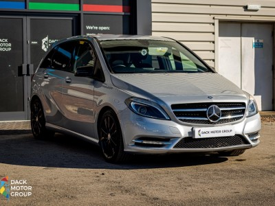 Mercedes Benz B-class 1.5 B180 Cdi Blueefficiency Sport