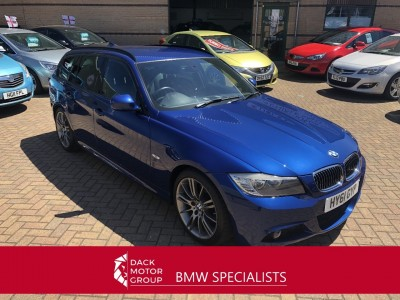 BMW 3 Series 2.0 320d Sport Plus Edition Touring