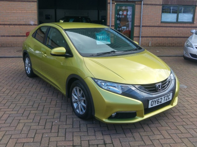 Honda Civic 2.2 I-Dtec Ex Hatchback