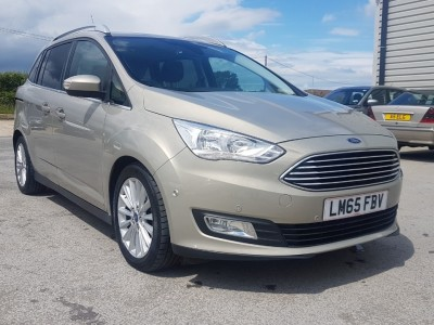 Ford Grand C-max 1.5 Titanium Tdci