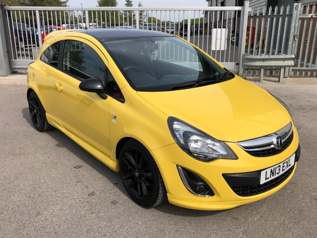 Vauxhall Corsa 1.2 Limited Edition Hatchback