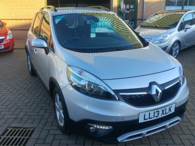 Renault Scenic 1.5 Xmod Dynamique Tomtom Energy Dci S/s