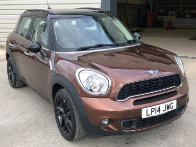 Mini Countryman 2.0 Cooper Sd