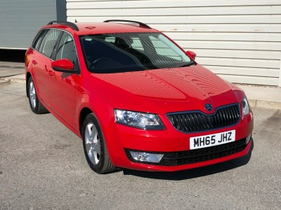 Skoda Octavia 1.6 Se Business Tdi