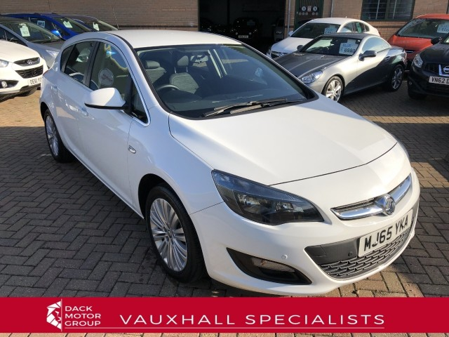 Vauxhall Astra 1.4 ExCite Hatchback