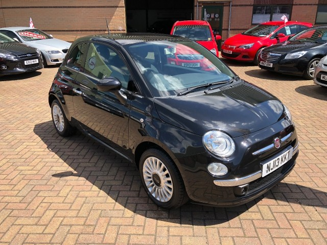Fiat 500 1.2 Lounge Hatchback