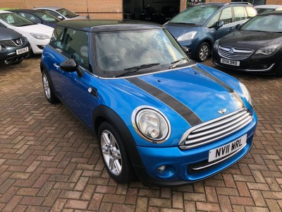 Mini Hatch 1.6 Cooper Pimlico