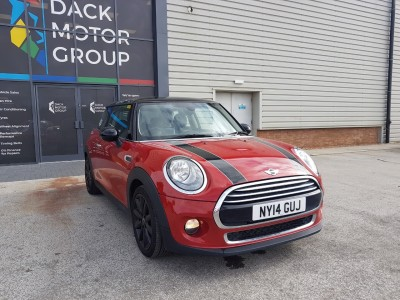 Mini Hatch 1.5 Cooper
