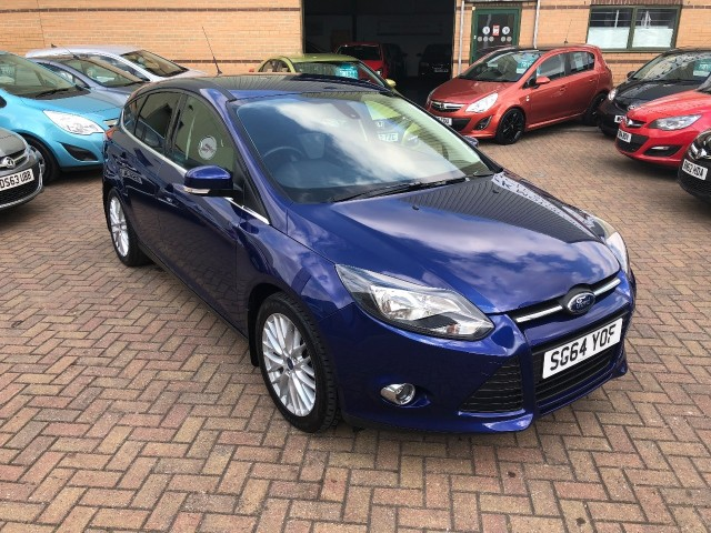 Ford Focus 1.6 Zetec Hatchback