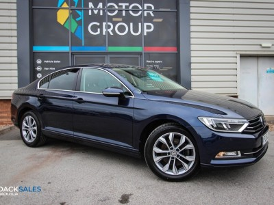 Volkswagen Passat 2.0 Se Business Tdi Bluemotion Technology