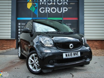 Smart Fortwo Coupe 1.0 Passion