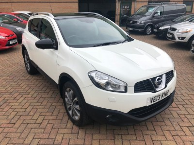 Nissan Qashqai 1.6 Tekna IS Dcis/s