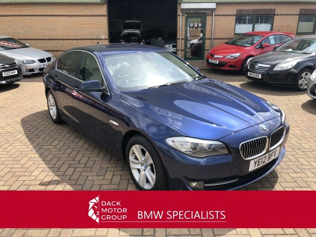 BMW 5 Series 2.0 520d EffiCientdynamics Saloon