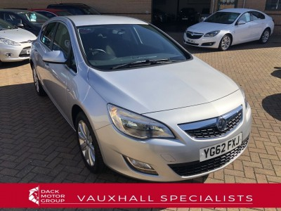 Vauxhall Astra 1.4 Tech Line