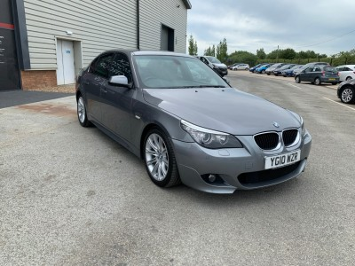 BMW 5 Series 2.0 520d M Sport Business Edition