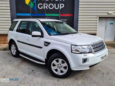 Land Rover Freelander 2.2 Sd4 Gs