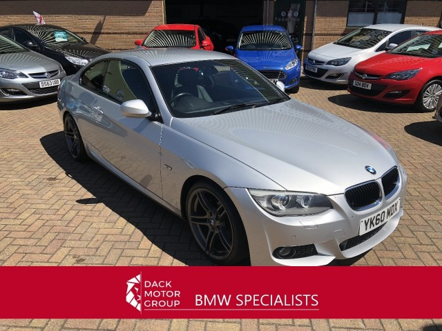 BMW 3 Series 2.0 320d M Sport Coupe