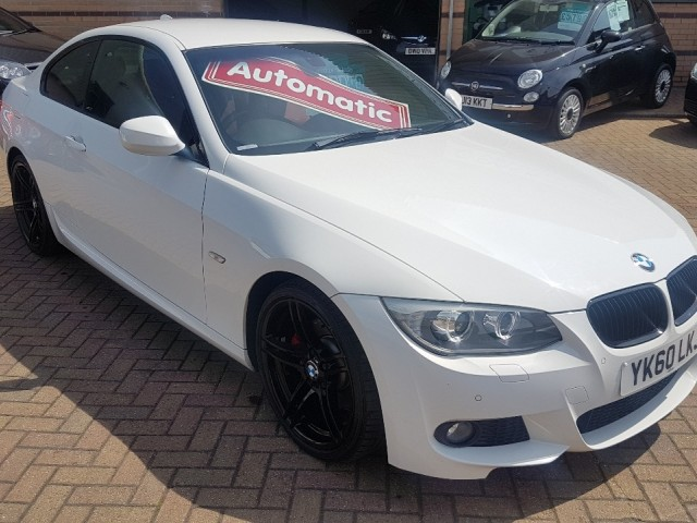 BMW 3 Series 3.0 330d M Sport Coupe