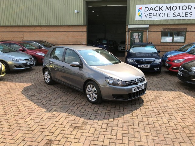 Volkswagen Golf 1.6 Match TDi Bluemotion Technology Hatchback