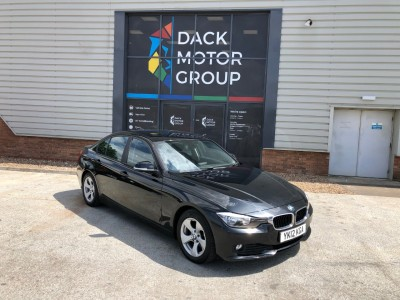 BMW 3 Series 2.0 320d Efficientdynamics