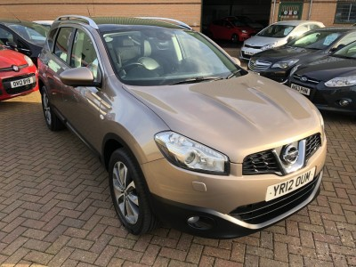Nissan Qashqai 1.6 Tekna IS Plus 2 Dcis/s