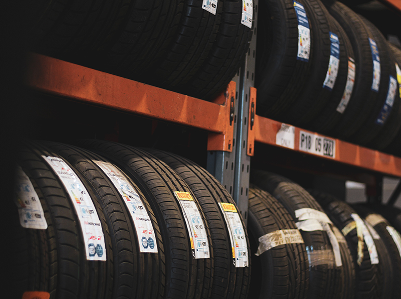 Commercial Tyre Services in Lincoln