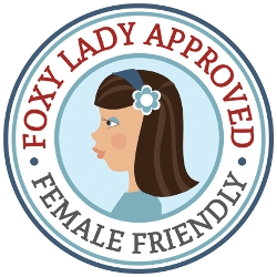 Lincoln - Foxy Lady Approved