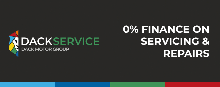 0% Finance Available on Repairs